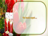 Personalizar tarjetas con texto de cumpleaños Felicitaciones de Cumpleaños