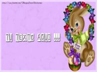 Personalizar tarjetas con texto de Pascua Felices Pascuas