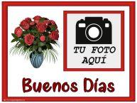Personalizar tarjetas de buenas tardes   Buenos Días - Crea tarjetaa personalizadas con foto perfil de facebook