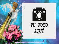 Personalizar tarjetas de cumpleaños | ...! - Marco para foto