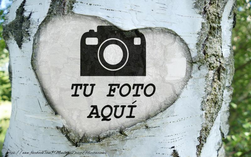Personalizar tarjetas con fotos   Marco de la foto