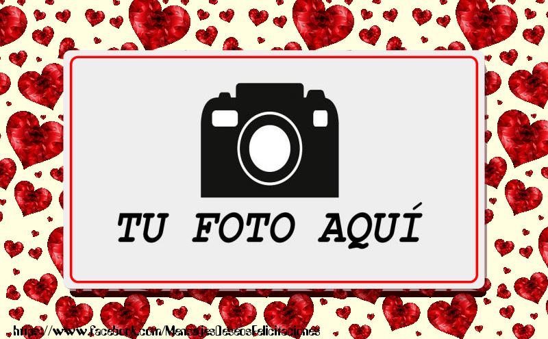 Personalizar tarjetas con fotos   Marco para fotos