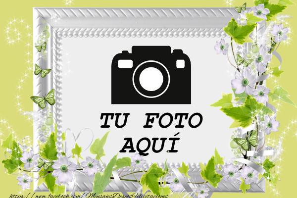 Personalizar tarjetas con fotos   Saludo de la tarjeta con su foto!