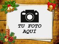 Personalizar tarjetas con fotos | Marco de fotos de navidad