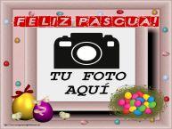 Personalizar tarjetas de Pascua | ¡Feliz Pascua! - Crea tarjetaa personalizadas con foto perfil de facebook