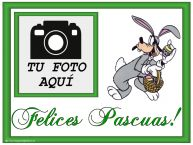 Personalizar tarjetas de Pascua | ¡Felices Pascuas! - Crea tarjetaa personalizadas con foto perfil de facebook