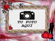 Personalizar tarjetas de San Valentín | Felicitaciones de San Valentín con tu foto y texto