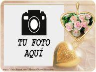 Personalizar tarjetas de San Valentín | Tarjeta de felicitación de San Valentín