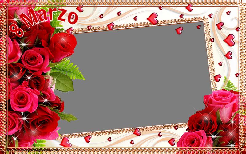 Crea Felicitaciones Personalizadas Con Foto Dia De La Mujer 8 Marzo Marco De Foto De Feliz Dia De La Mujer 8 de marzo, día internacional de la mujer. crea felicitaciones personalizadas con