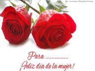 Personalizar tarjetas para el día de la mujer | Para ... ¡Feliz día de la mujer!