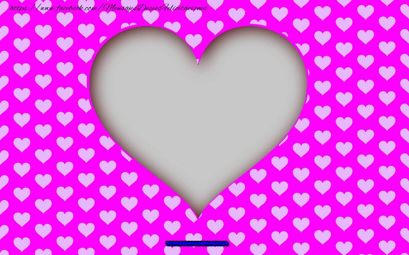 Personalizar tarjetas de amor   ...