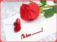 Personalizar tarjetas de amor | ¡Te Amo ...!