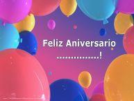 Personalizar tarjetas de aniversario | Feliz Aniversario ...!