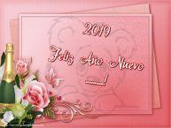 Personalizar tarjetas de Año Nuevo | 2019 Feliz Año Nuevo ...!
