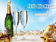Personalizar tarjetas de Año Nuevo | Feliz Año Nuevo ...!