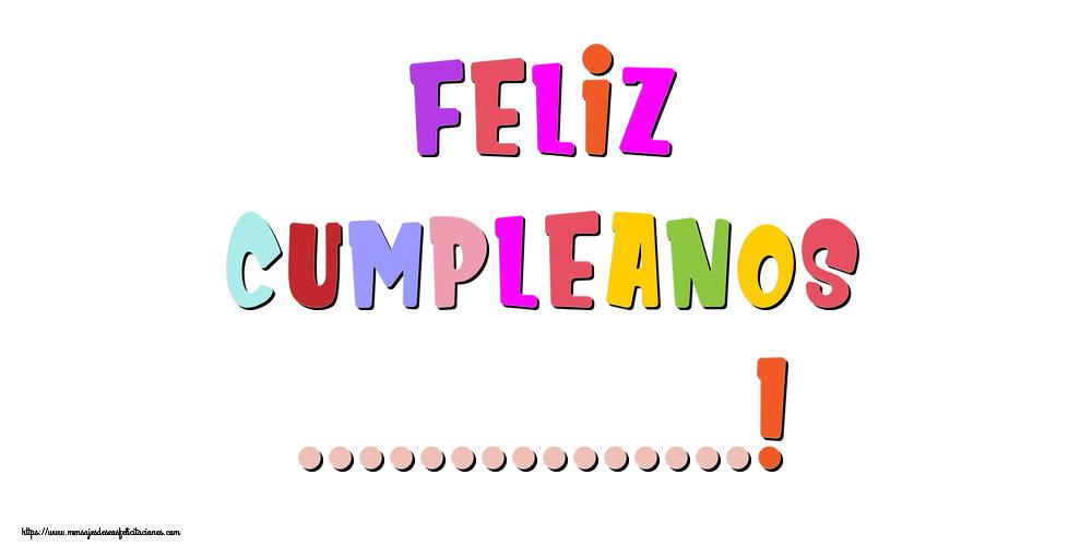 Personalizar tarjetas de cumpleaños | Feliz Cumpleanos ...!