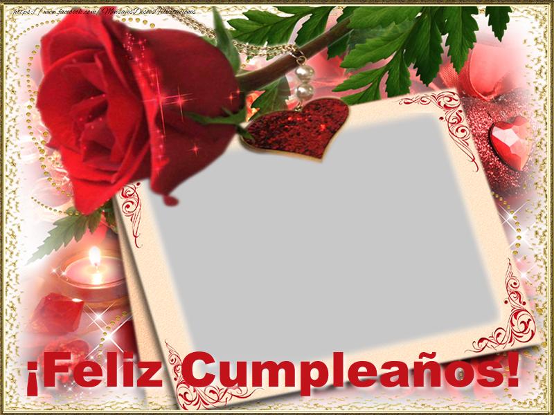 Personalizar tarjetas de cumpleaños | ¡Feliz Cumpleaños!