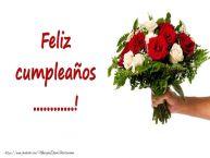 Personalizar tarjetas de cumpleaños | Ramo de flores de feliz cumpleaños ...!