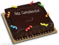 Personalizar tarjetas de cumpleaños | Tartas - Feliz Cumpleaños ...!