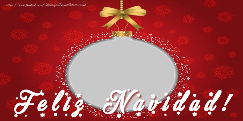 Felicitacion Navidad Personalizada Fotos.Crea Felicitaciones Personalizadas Con Foto Navidad