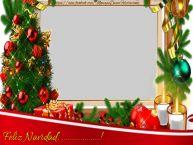 Personalizar tarjetas de Navidad | Feliz Navidad, ...!