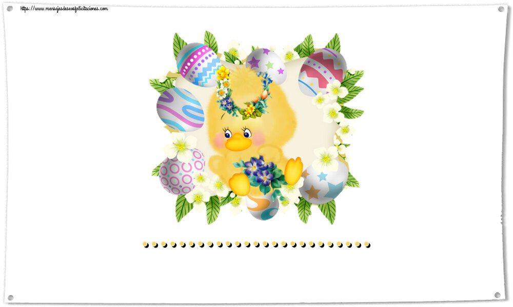Personalizar tarjetas de Pascua | ...